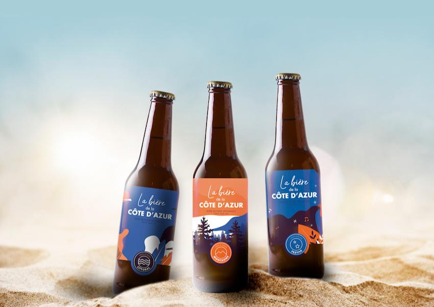 Bière de la Côte d'Azur